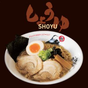 濃厚豚骨しょうゆラーメン / TONKOTSU SHOYU RAMEN